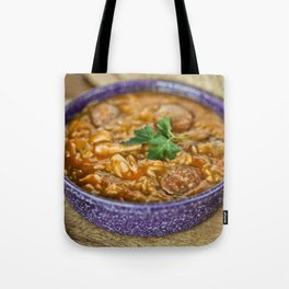In the Kitchen 3 Tote Bag