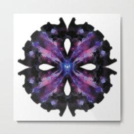 galaxy mandala #7 Metal Print