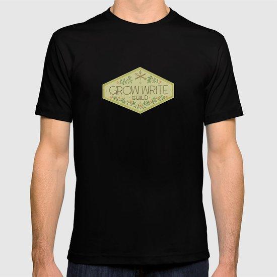 Grow Write Guild Seal T-shirt
