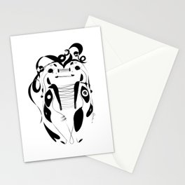 Soul to soul - Emilie Record Stationery Cards