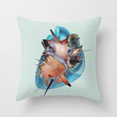 First-love Moment  Throw Pillow