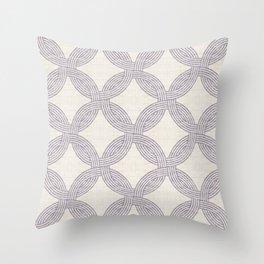 JUNGLIA WEAVE Throw Pillow