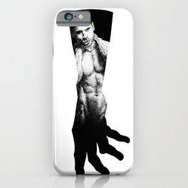 Tony - Nood Dood iPhone Case
