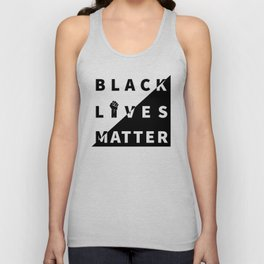 Black Lives Matter – Art – 01 Unisex Tank Top