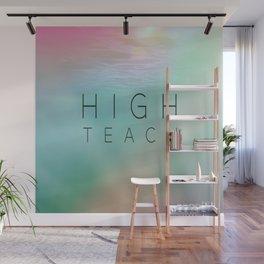 High Teach Wall Mural
