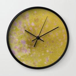 Abstract No. 214 Wall Clock