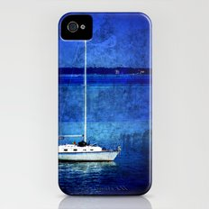 Dreaming of Sailing Away Slim Case iPhone (4, 4s)