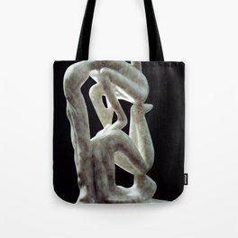 Amnon and Tamar by Shimon Drory Tote Bag