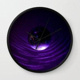 Disco Universe Wall Clock