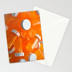 Pill Bottles Stationery Cards