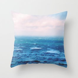 Ocean Dreaming Throw Pillow