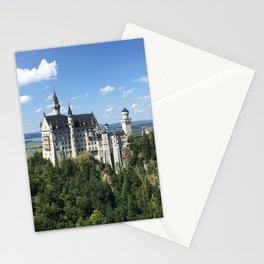 Neuschwanstein Castle Stationery Cards