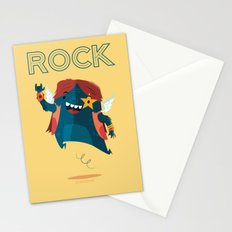 :::Rock Monster::: Stationery Cards