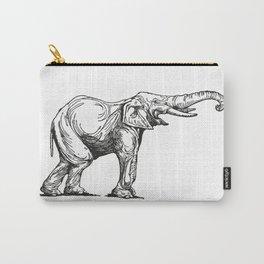 Elephant Elefante Carry-All Pouch