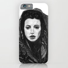 Meghan Ory Little Red Riding Hood iPhone 6s Slim Case
