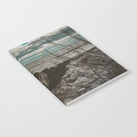 Drift Away Notebook