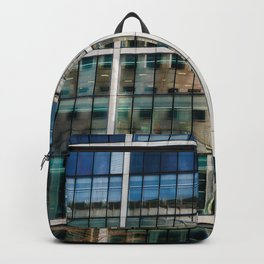 London Photography Canary Wharf Reuters Backpack