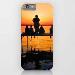 Sconnie Sunset iPhone Case