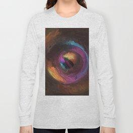 Abstract Mandala 159 Long Sleeve T-shirt