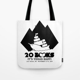 20Books Vegas 2019 Tote Bag