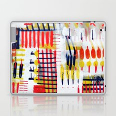 Overlapping Colors Laptop & iPad Skin