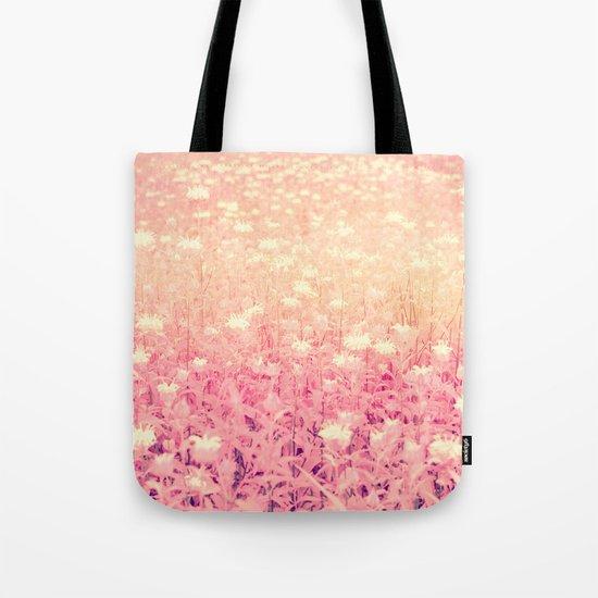 PINK PRAIRIE Tote Bag