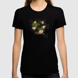 Geometric Jungle #society6 #decor #buyart T-shirt