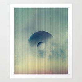 shrnk Art Print