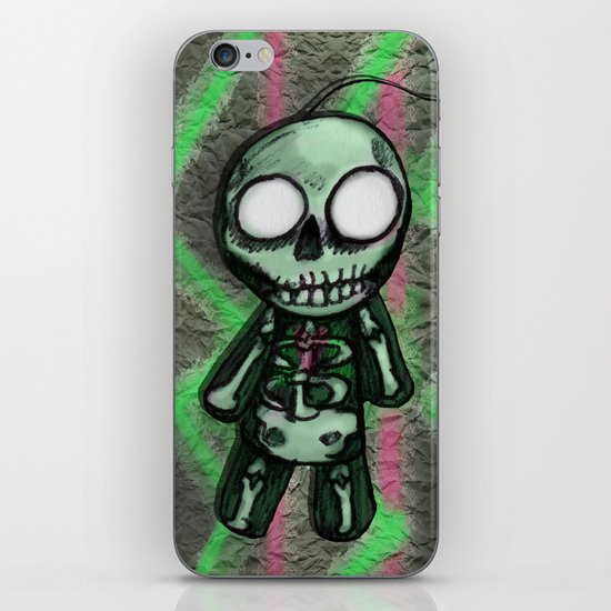 SkeltoBob iPhone & iPod Skin