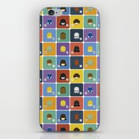 starwars iPhone & iPod Skins featuring StarWars quotes by Thiago Grossmann