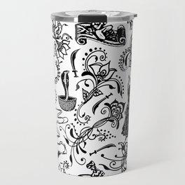 Arabian Nights Travel Mug