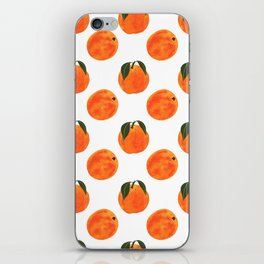 Peach Harvest iPhone Skin