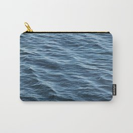 Ocean Wave Pattern 1 Carry-All Pouch