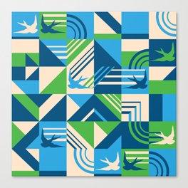 migrate Canvas Print
