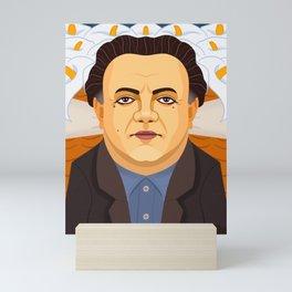 Diego Rivera Mini Art Print
