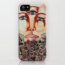 Billy Zane 3rd Eye Enlightenment iPhone Case