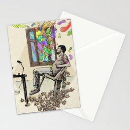 Creative Block Stationery Cards