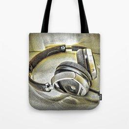 Headphones III Tote Bag