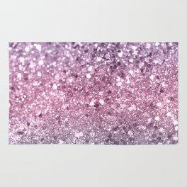 Unicorn Girls Glitter #5 #shiny #pastel #decor #art #society6 Rug