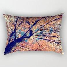 Waving Hello Rectangular Pillow