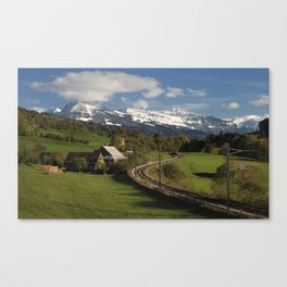 Autumn - Winter 2 Canvas Print