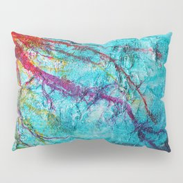 Abstract Untitled Pillow Sham