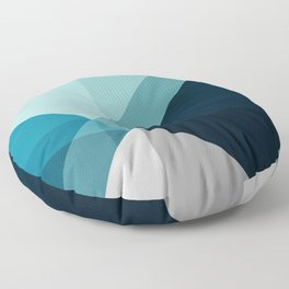 Geometric 1704 Floor Pillow