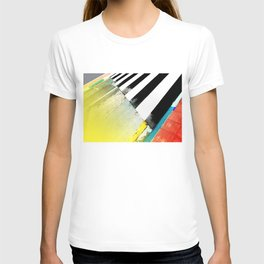 Urban Street Art Painting T-shirt