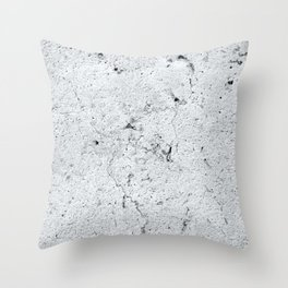 Old Stone Wall - textured V Throw Pillow