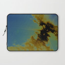 there's sulfur in the air Laptop Sleeve