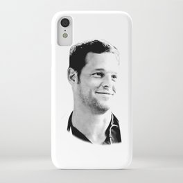 Alex Karev iPhone Case