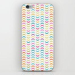 Lovely geometric Pattern VVV iPhone Skin