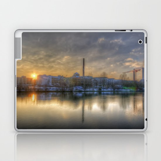 Eisfabrik Berlin Laptop & iPad Skin