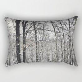 Winter Wrap Rectangular Pillow